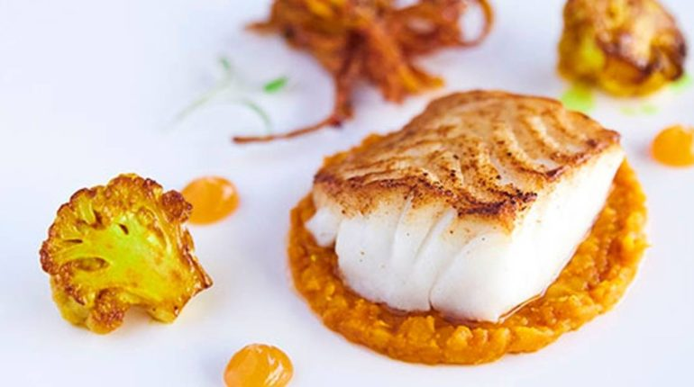 The Caterer - Recipe of the week: cod, dhal, cauli...